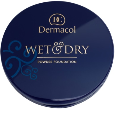 Dermacol Wet & Dry base de pó 2