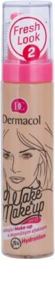 Dermacol Wake & Make-Up maquillaje con efecto iluminador  con efecto instantáneo