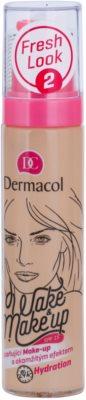 Dermacol Wake & Make-Up озаряващ фон дьо тен с мигновен ефект