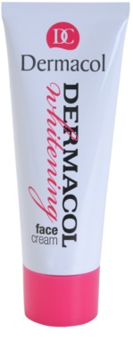 Dermacol Whitening избелващ крем за лице против пигментни петна