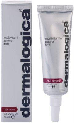 Dermalogica AGE smart loção tónica multivitamínica para contorno dos olhos e lábios 1