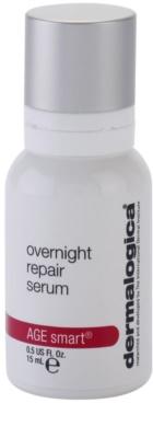 Dermalogica AGE smart sérum de noite renovador para iluminar e alisar pele