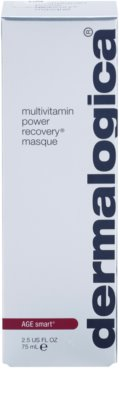 Dermalogica AGE smart multivitamínová regenerační maska 2
