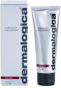 Dermalogica AGE smart мультивітамінний пілінг з зігріваючим ефектом для обличчя 1