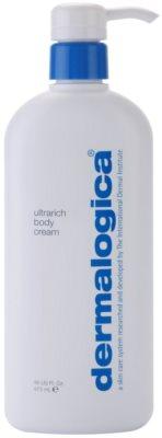 Dermalogica Body Therapy tápláló testkrém hidratáló hatással