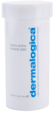 Dermalogica Body Therapy sal mineral para hidromassagem. para banho