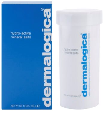Dermalogica Body Therapy sal mineral para hidromassagem. para banho 1
