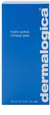 Dermalogica Body Therapy sal mineral para hidromassagem. para banho 2