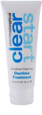 Dermalogica Clear Start Breakout Clearing crema de día textura ligera para prevenir el acné