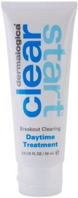 Dermalogica Clear Start Breakout Clearing легкий денний крем попереджаючий появу акне