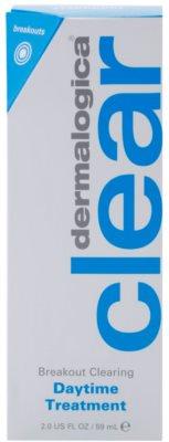 Dermalogica Clear Start Breakout Clearing легкий денний крем попереджаючий появу акне 2