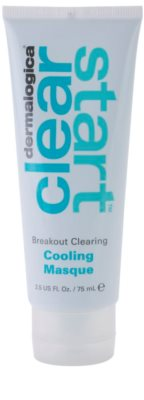 Dermalogica Clear Start Breakout Clearing zklidňující maska s osvěžujícím efektem proti nedokonalostem aknózní pleti