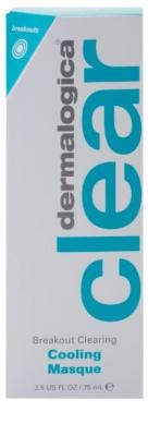 Dermalogica Clear Start Breakout Clearing zklidňující maska s osvěžujícím efektem proti nedokonalostem aknózní pleti 2