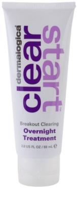 Dermalogica Clear Start Breakout Clearing нічний догляд проти акне та почервонінь шкіри