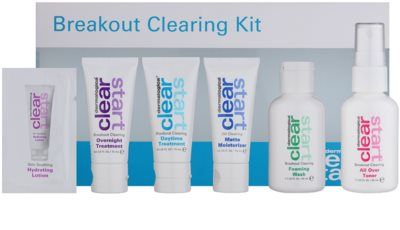 Dermalogica Clear Start Breakout Clearing lote cosmético I. 1