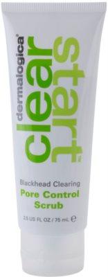 Dermalogica Clear Start Blackhead Clearing exfoliante de limpieza profunda  contra los puntos negros
