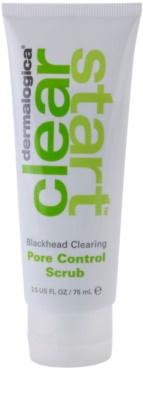 Dermalogica Clear Start Blackhead Clearing tiefenwirksames Reinigungspeeling gegen Mitesser