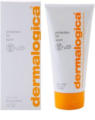 Dermalogica Daylight Defense Protectie solara cu factor foarte mare, rezistenta la apa, pentru sportivi SPF 50 1