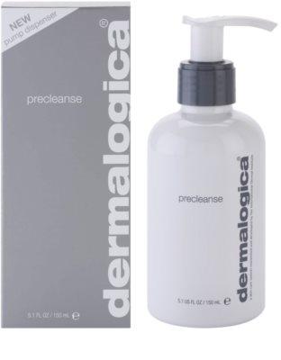 Dermalogica Daily Skin Health čistilno olje za obraz in predel okoli oči in ustnic 1