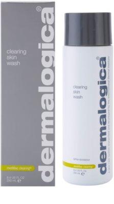Dermalogica mediBac clearing schaumiges Reinigungsgel mit antibakterieller Wirkung 1