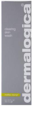 Dermalogica mediBac clearing schaumiges Reinigungsgel mit antibakterieller Wirkung 2