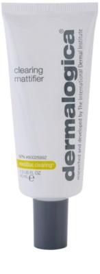 Dermalogica mediBac clearing bálsamo matificante para acelerar la cicatrización
