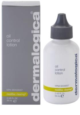 Dermalogica mediBac clearing emulsie matifianta cu efect de hidratare 1