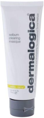 Dermalogica mediBac clearing oczyszczająca maseczka do twarzy do skóry tłustej ze skłonnością do trądziku