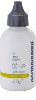 Dermalogica mediBac clearing crema protectora matificante para rostro SPF 30