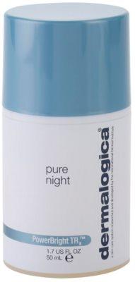 Dermalogica PowerBright TRx Crema pentru noapte cu efect hranitor si iluminator Crema hranitoare de noapte cu efect de iluminare pentru piele cu hiperpigmentare