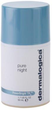 Dermalogica PowerBright TRx krem odżywczy i rozjaśniający na noc do skóry z przebarwieniami
