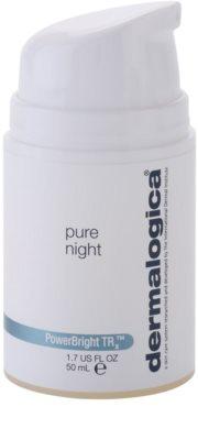 Dermalogica PowerBright TRx krem odżywczy i rozjaśniający na noc do skóry z przebarwieniami 1