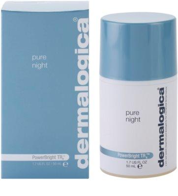 Dermalogica PowerBright TRx krem odżywczy i rozjaśniający na noc do skóry z przebarwieniami 2