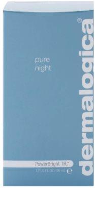 Dermalogica PowerBright TRx krem odżywczy i rozjaśniający na noc do skóry z przebarwieniami 3