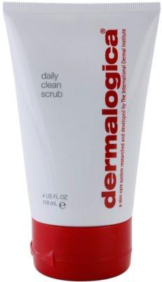Dermalogica Shave tisztító peeling mely felkészíti a bőrt borotválkozás előtt