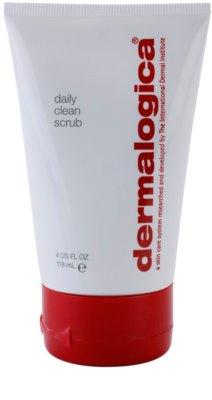 Dermalogica Shave очищуючий скраб для тіла перед голінням