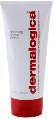 Dermalogica Shave creme para um barbear mais eficaz com efeito resfrescante