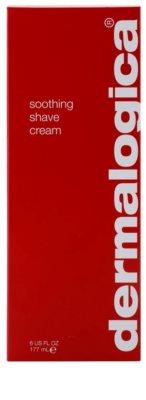 Dermalogica Shave krém pro hladké oholení s chladivým účinkem 2