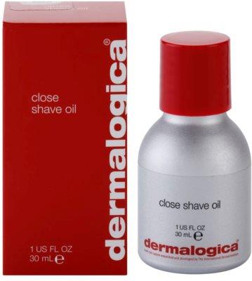 Dermalogica Shave borotválkozási olaj 1