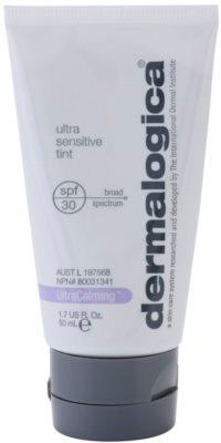 Dermalogica UltraCalming ochranný tónovací krém bez chemických filtrů SPF 30