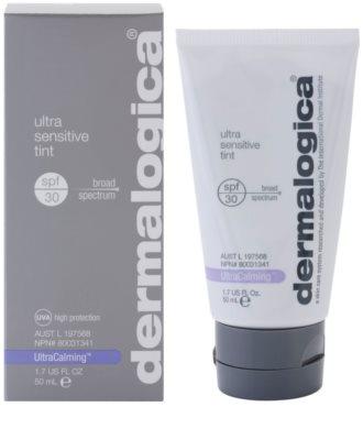 Dermalogica UltraCalming ochranný tónovací krém bez chemických filtrů SPF 30 1