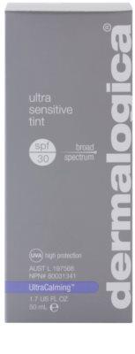 Dermalogica UltraCalming ochranný tónovací krém bez chemických filtrů SPF 30 2