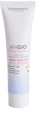Dermedic Angio Therapy intenzivní zklidňující chladivý krém pro citlivou a zarudlou pleť