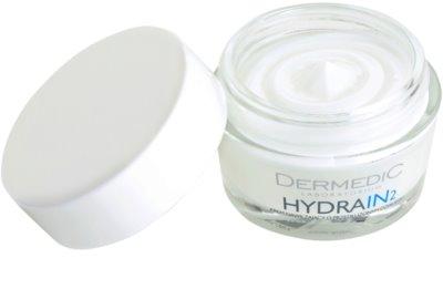 Dermedic Hydrain2 Feuchtigkeitscreme 1