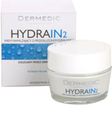 Dermedic Hydrain2 Feuchtigkeitscreme 2