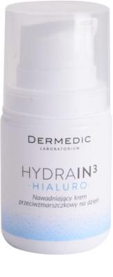 Dermedic Hydrain3 Hialuro хидратиращ дневен крем против бръчки