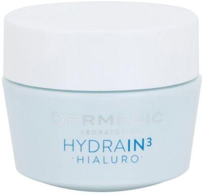 Dermedic Hydrain3 Hialuro mélyen hidratáló krémes gél