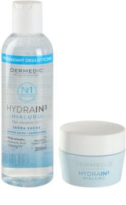 Dermedic Hydrain3 Hialuro lote cosmético I. 1