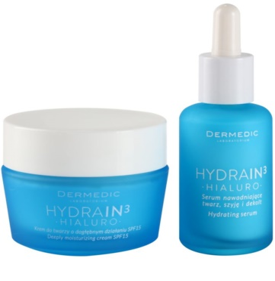 Dermedic Hydrain3 Hialuro set cosmetice II. 3