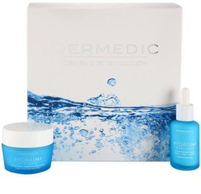 Dermedic Hydrain3 Hialuro set cosmetice II. 1